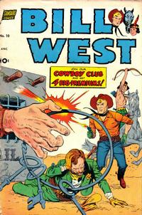 Cover Thumbnail for Bill West (Pines, 1951 series) #10