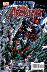 Cover Thumbnail for Dark Avengers (Marvel, 2009 series) #4