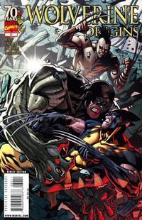 Cover Thumbnail for Wolverine: Origins (Marvel, 2006 series) #32