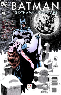 Cover Thumbnail for Batman: Gotham After Midnight (DC, 2008 series) #9