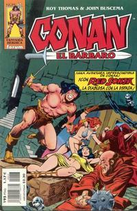 Cover Thumbnail for Conan el bárbaro (Planeta DeAgostini, 1998 series) #43