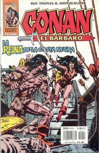 Cover Thumbnail for Conan el bárbaro (Planeta DeAgostini, 1998 series) #59