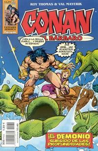 Cover Thumbnail for Conan el bárbaro (Planeta DeAgostini, 1998 series) #70