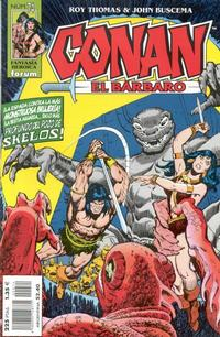 Cover Thumbnail for Conan el bárbaro (Planeta DeAgostini, 1998 series) #74