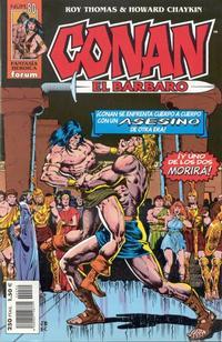 Cover Thumbnail for Conan el bárbaro (Planeta DeAgostini, 1998 series) #80