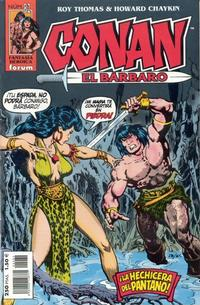 Cover Thumbnail for Conan el bárbaro (Planeta DeAgostini, 1998 series) #82