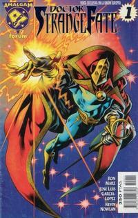Cover Thumbnail for Amalgam/Doctor StrangeFate (Planeta DeAgostini, 1997 series) #1