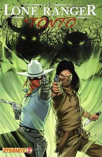 Cover Thumbnail for The Lone Ranger & Tonto (Dynamite Entertainment, 2008 series) #2