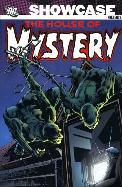 Cover for Showcase Presents: The House of Mystery (DC, 2006 series) #3
