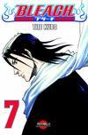 Cover for Bleach (Bonnier Carlsen, 2008 series) #7