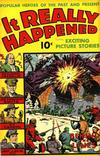 Cover for It Really Happened (Pines, 1944 series) #1