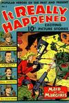 Cover for It Really Happened (Pines, 1944 series) #3