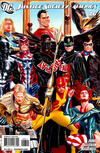 Cover Thumbnail for Justice Society of America (2007 series) #26 [Left Side of Triptych]