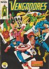 Cover for Los Vengadores (Planeta DeAgostini, 1983 series) #1