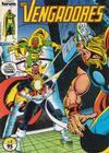 Cover for Los Vengadores (Planeta DeAgostini, 1983 series) #2