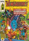 Cover for Los Vengadores (Planeta DeAgostini, 1983 series) #3