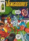 Cover for Los Vengadores (Planeta DeAgostini, 1983 series) #4