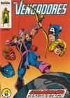 Cover for Los Vengadores (Planeta DeAgostini, 1983 series) #5