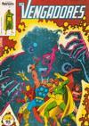 Cover for Los Vengadores (Planeta DeAgostini, 1983 series) #6