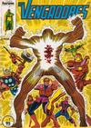 Cover for Los Vengadores (Planeta DeAgostini, 1983 series) #7