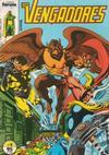 Cover for Los Vengadores (Planeta DeAgostini, 1983 series) #8