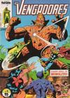 Cover for Los Vengadores (Planeta DeAgostini, 1983 series) #9