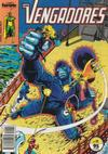 Cover for Los Vengadores (Planeta DeAgostini, 1983 series) #11