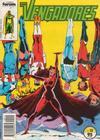 Cover for Los Vengadores (Planeta DeAgostini, 1983 series) #12