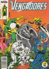 Cover for Los Vengadores (Planeta DeAgostini, 1983 series) #14