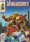 Cover for Los Vengadores (Planeta DeAgostini, 1983 series) #15