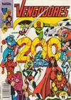 Cover for Los Vengadores (Planeta DeAgostini, 1983 series) #19