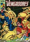 Cover for Los Vengadores (Planeta DeAgostini, 1983 series) #21