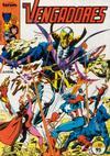 Cover for Los Vengadores (Planeta DeAgostini, 1983 series) #22