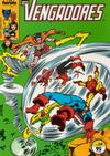 Cover for Los Vengadores (Planeta DeAgostini, 1983 series) #24
