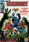 Cover for Los Vengadores (Planeta DeAgostini, 1983 series) #25