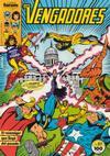 Cover for Los Vengadores (Planeta DeAgostini, 1983 series) #27