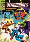 Cover for Los Vengadores (Planeta DeAgostini, 1983 series) #34