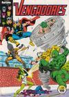 Cover for Los Vengadores (Planeta DeAgostini, 1983 series) #35