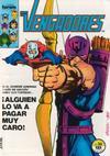 Cover for Los Vengadores (Planeta DeAgostini, 1983 series) #36