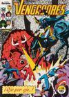Cover for Los Vengadores (Planeta DeAgostini, 1983 series) #38