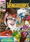 Cover for Los Vengadores (Planeta DeAgostini, 1983 series) #43