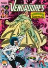 Cover for Los Vengadores (Planeta DeAgostini, 1983 series) #46