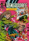 Cover for Los Vengadores (Planeta DeAgostini, 1983 series) #48