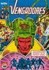 Cover for Los Vengadores (Planeta DeAgostini, 1983 series) #49