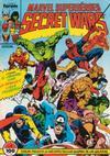 Cover for Secret Wars (Planeta DeAgostini, 1985 series) #1