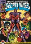 Cover for Secret Wars (Planeta DeAgostini, 1985 series) #2