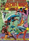 Cover for Secret Wars (Planeta DeAgostini, 1985 series) #3