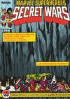 Cover for Secret Wars (Planeta DeAgostini, 1985 series) #4