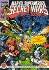 Cover for Secret Wars (Planeta DeAgostini, 1985 series) #6