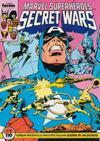Cover for Secret Wars (Planeta DeAgostini, 1985 series) #7